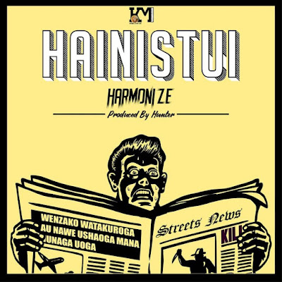Harmonize – Hainistui Mp3 Free Download