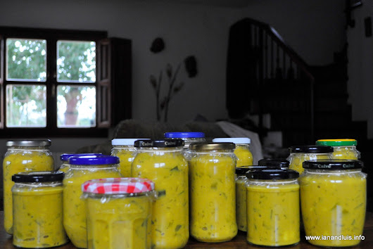 The best recipe ever for Piccalilli
