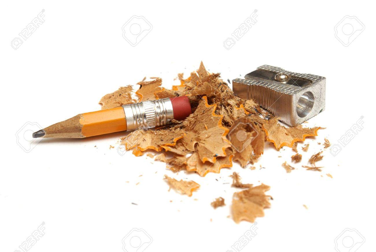 don t sharpen that pencil
