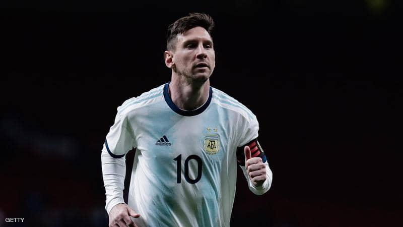 تشكيلة الأرجنتين امام باراغواي اليوم تصفيات كاس العالم