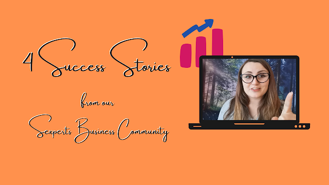 SBC, sexperts, community, success stories, business, video