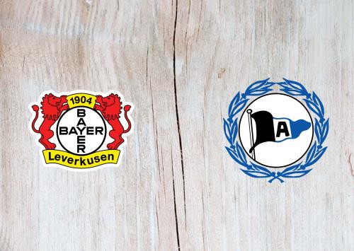 Bayer Leverkusen vs Arminia Bielefeld -Highlights 14 March 2021