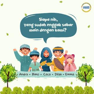 buku cerita anak islami