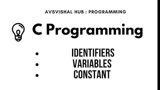 C Programming Concept in hindi