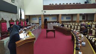Plt Bupati Cirebon Jawab Tanggapan Fraksi Soal RAPBD 2020