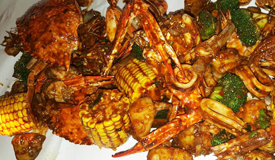 Shell-Out Restaurant at APPS Hotel, Kuala Selangor, Malaysia