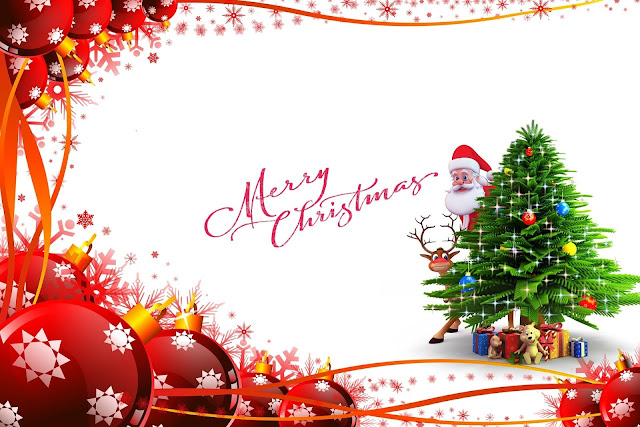 Merry Christmas & Happy New Year 2020 Images
