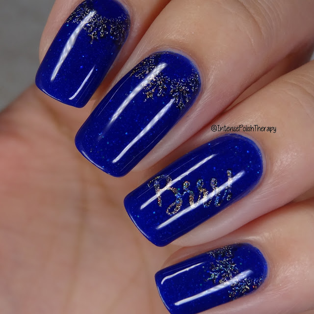 Lilypad Lacquer Miss Prissy