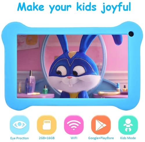 Review FUNSHION CT6BU 7 inch Android Kids Tablet