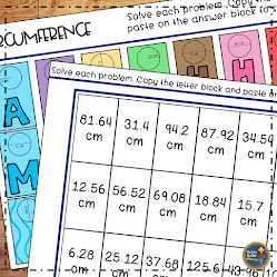 Circumference Solve Color Cut