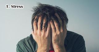 Stress Bikin Kamu Rentan Rentan Terserang Virus Corona