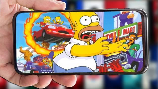 تحميل أفضل لعبة سيمبسون The Simpsons - Hit & Run شبيهة GTA لمحاكي الدولفين للاندرويد 2020