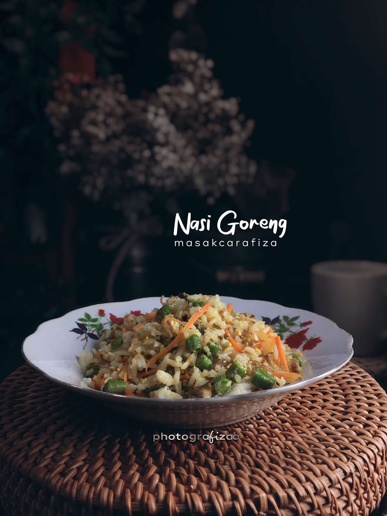 Nasi Goreng Masak Cara Fiza