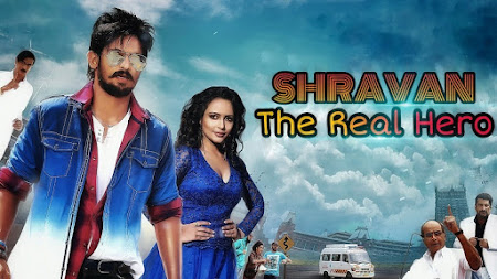 Poster Of Shravan: The Real Hero In Hindi Dubbed 300MB Compressed Small Size Pc Movie Free Download Only At worldfree4u.com