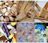 Contoh Bahan Baku Limbah untuk Kerajinan Hiasan Berbahan Limbah