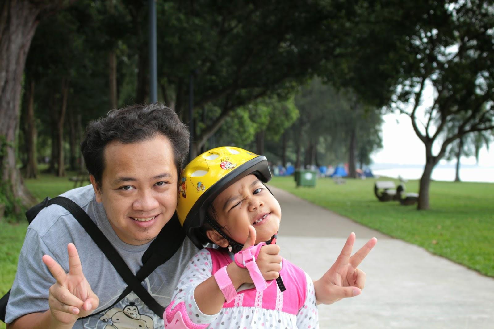 Piknik Murah Meriah Di East Coast, Singapore (5/6)