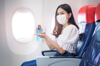 Kaum Rebahan ID --Naik Pesawat Saat Pandemi, Simak Tips Berikut Ini