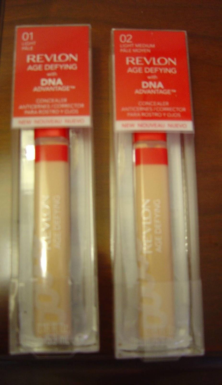 Revlon's Age Defying DNA Advantage Concealers.jpeg