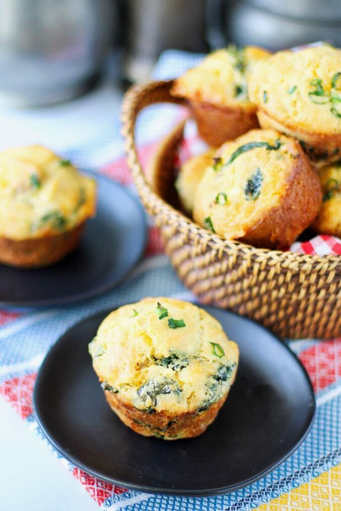 Loaded Breakfast Muffins