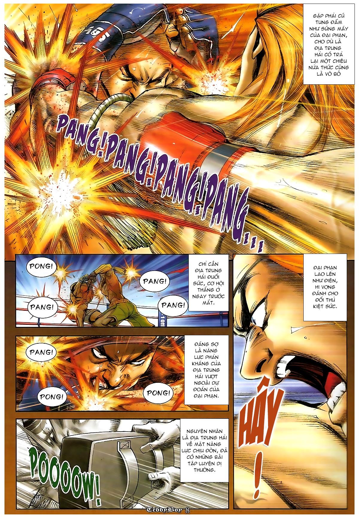 Người Trong Giang Hồ - Chapter 1253: Đánh gục Kim Mông Không - Pic 7