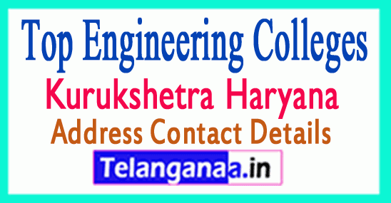 Top Engineering Colleges in Kurukshetra Haryana