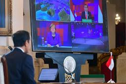"""Presiden Jokowi Buka Pameran Teknologi """"Hannover Messe"""""""