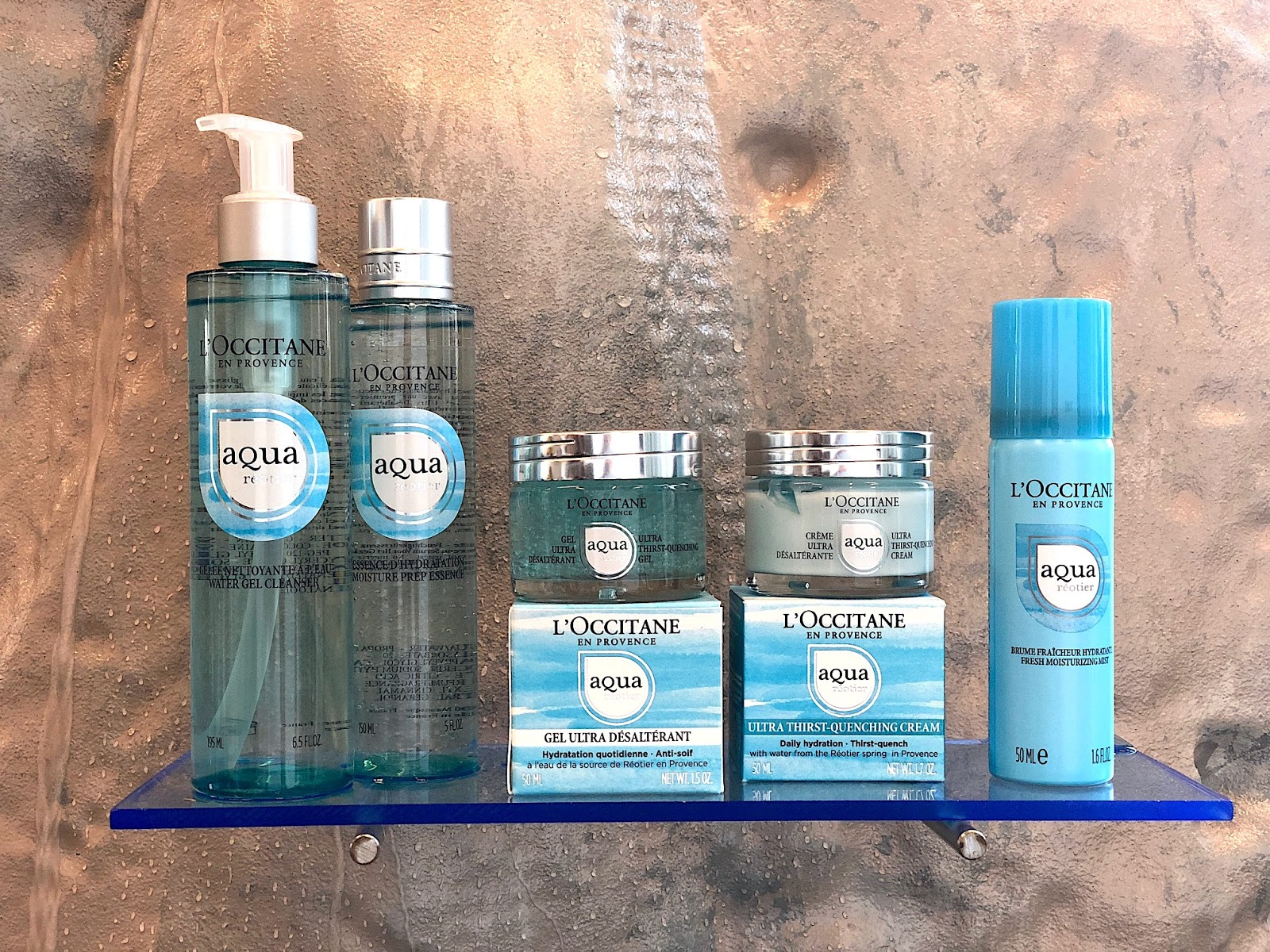 L'Occitane Aqua Reotier Review