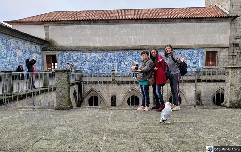 Azulejos da Sé do Porto - O que fazer no Porto, Portugal
