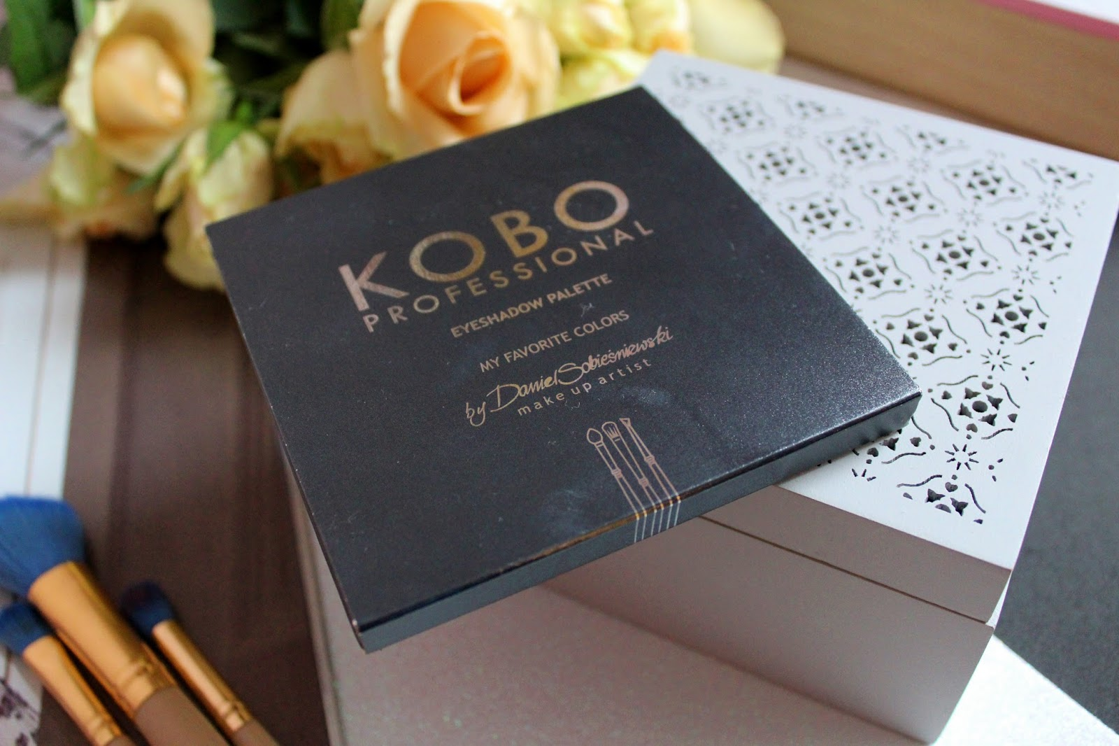 My Favorite Colors od Kobo, czyli ciepła paletka na wiosnę