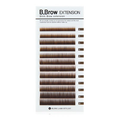 brow extension kit