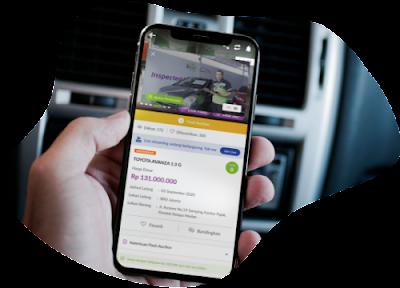 Mau Ikut Lelang Mobil secara Online? Yuk, Pakai Aplikasi IBID