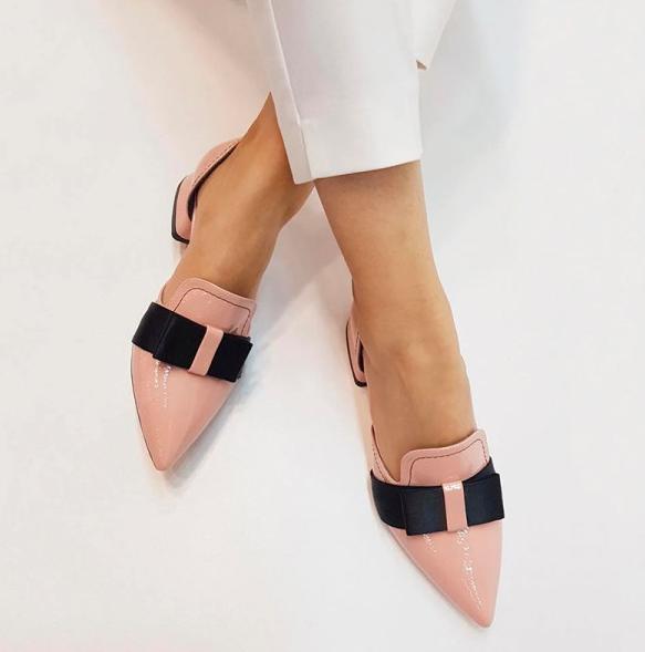 flat footwear for work