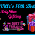 FarmVille's 10th Birthday - Neighbor Gifting