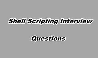 Shell Scripting Interview Questions and Answers