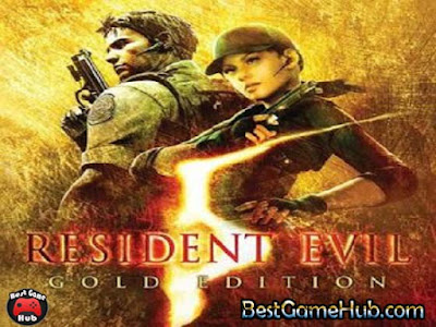 Resident Evil 5 Gold Edition PC Game Free Download