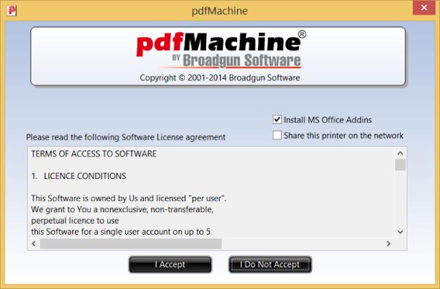 Broadgun pdfMachine Ultimate 15.38
