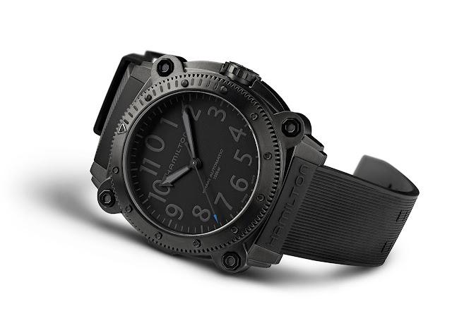Hamilton Khaki Navy BeLOWZERO Special Edition H78505331