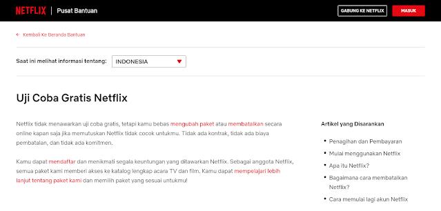Mau Tau Cara Nonton Netflix Gratis di Laptop Cek Disini!