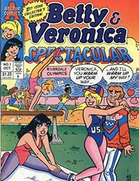 Betty & Veronica Spectacular