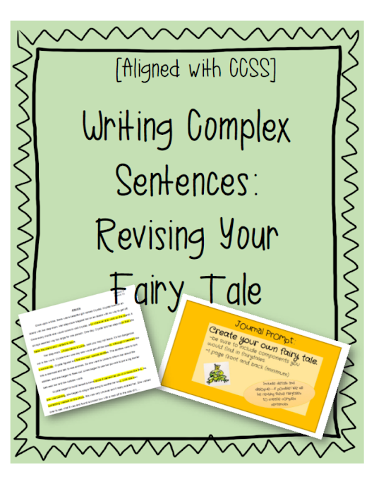 Fairy Tales: Writing with Dependent Clauses!