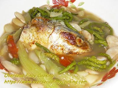 Buridibud, Dinengdeng a Alukon ken Patani Dish