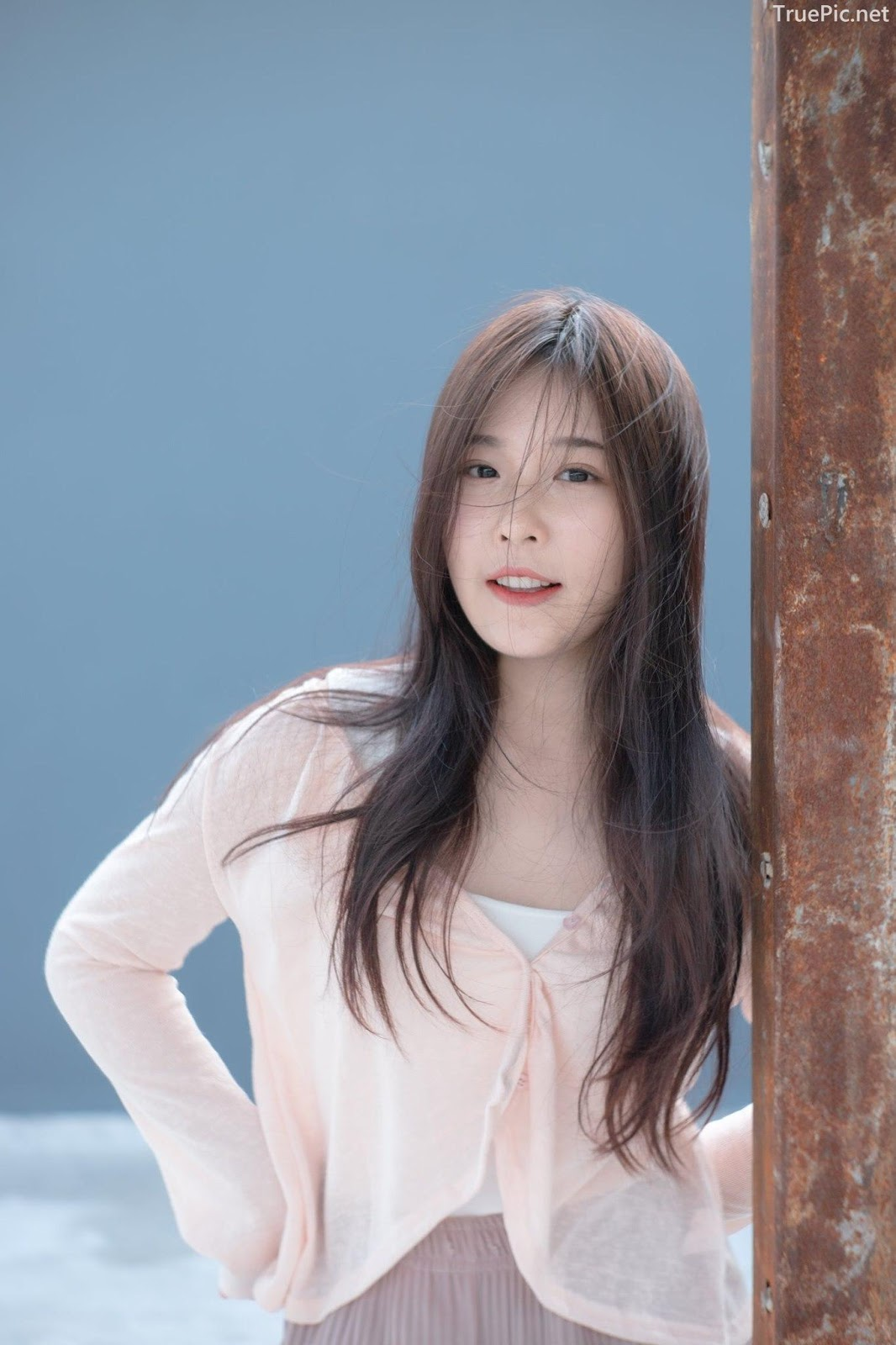 Thailand cute model Jelly Namjai (เจลลี่) - Beautiful angel in the city - Picture 5