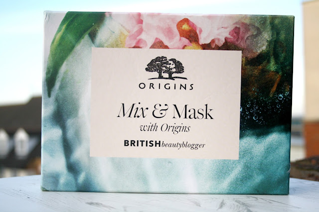 BBB Origins Mix & Mask Box