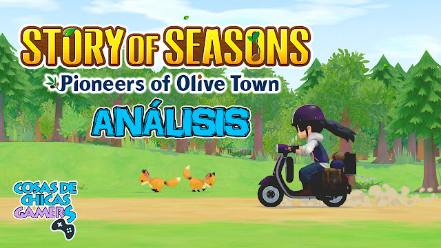 SOS Pionneers of Olive Town analisis