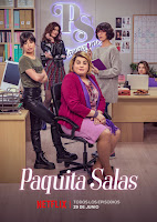 Segunda temporada de Paquita Salas