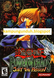 Download YU-GI-OH! POWER OF CHAOS JOEY THE PASSION Free