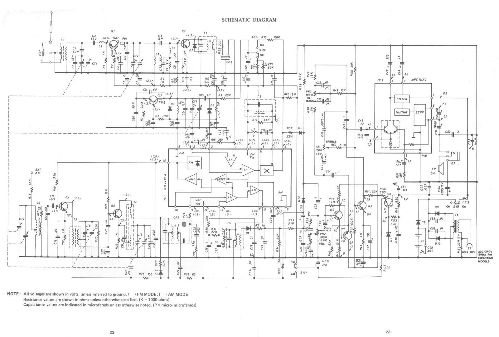 Optimu Stereo Amplifier Wiring Schematic