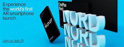 ทุกสิ่งที่ควรรู้กับการมาของ OnePlus Nord สมาร์ตโฟนรุ่นใหม่จาก OnePlus เตรียมเปิดตัว 21 ก.ค. นี้