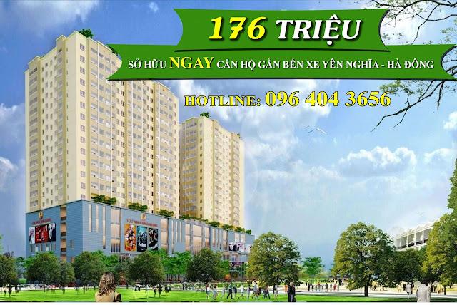 Dự án chung cư Lộc Ninh Singashine.