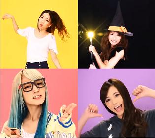 scandal music video